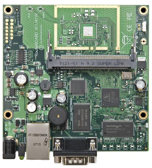(RB/411) RouterBoard 411